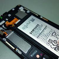 Akku Austausch Samsung Handy